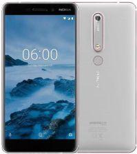 Nokia 6.1 Dual Sim Biały recenzja