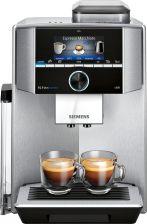 Siemens EQ.9 plus connect s500 TI9553X1RW recenzja