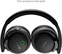 Boompods Hush Wireless Czarny recenzja