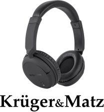 Kruger&Matz Flow 2 czarny (KM0628) recenzja