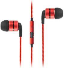Soundmagic E80S Czarno-czerwony recenzja