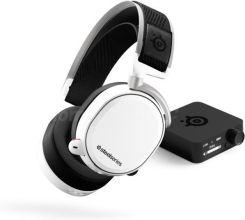 SteelSeries Arctis Pro Wireless Białe (61474) recenzja