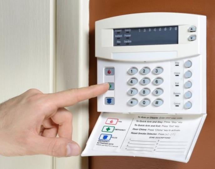 Chroń swoją własność i uzyskaj alarm domowy