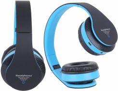 Bezprzewodowe Słuchawki Nauszne Bluetooth MP3 recenzja