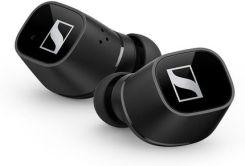 Sennheiser CX 400BT True Wireless czarne recenzja