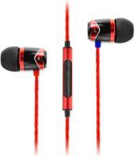 SoundMagic E10C czerwony recenzja