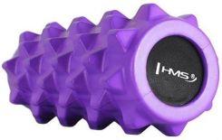 Hms Wałek Do Ćwiczeń Fitness Roller 31,5 Cm Fioletowy recenzja